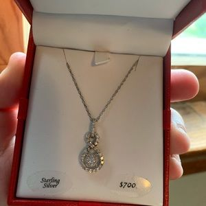 Diamond Necklace NWT!